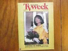 Oct. 13-1991 Chicago Tribune TV Week (ROMA  DOWNEY/JACQUELINE  KENNEDY  ONASSIS)