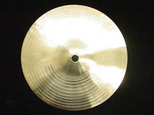 "DRUM CYMBAL - 8"" POLISHED - SPLASH - ACCENT PERCUSSION"