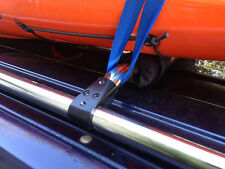 RENAULT TRAFIC-V.VIVARO CHROME CROSS BARS 2003+ONWARDS,  32MM IN DIAMETER