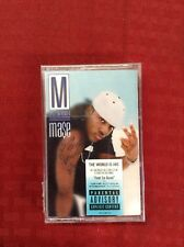 Mase Harlem World Hip Hop Cassette