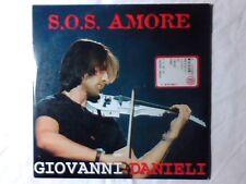 GIOVANNI DANIELI S.o.s. amore cd singolo PR0M0 RARISSIMO