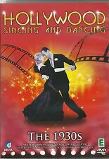HOLLYWOOD SINGING AND DANCING THE 1930s DVD - FROM MAGICAL HOLLYWOOD MUSICALS