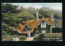 Somerset BROCKLEY Cottage Used 1908 PPC
