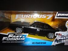 Jada Plymouth Barracuda Letty's Car Fast and Furious 1/24