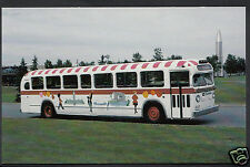Canadian Transport Postcard - OC Transpo Bus 5101 - The Sunshine Bus  A6969