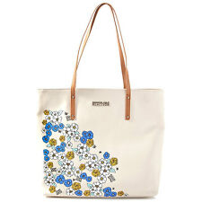 Kenneth Cole Flower Power Tote Bag Ivory