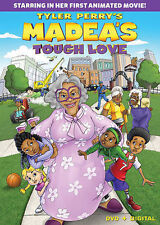 Tyler Perry's Madea's Tough Love USED VERY GOOD DVD