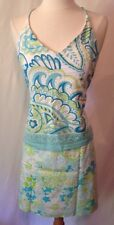Women's Dressbarn Size XL 2 Piece Mini Skirt & Tank Set Size 12 Dress Top LHM