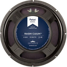 "Eminence Patriot Ragin Cajun 10"" Guitar Speaker 8 Ohm"