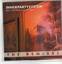 (CO54) Innerpartysystem, Not Getting Any Better (remixes) - 2011 DJ CD