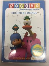 Pocoyo:pocoyo and Friends - DVD** New. Blue And Purple