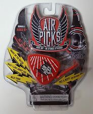 NEW Air Picks Air Guitar Toy Rock and Roll Wild Thing Deep Purple Classic Rock