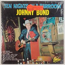 JOHNNY BOND: Ten Nights in A Barroom USA Hillbilly Country STARDAY Orig LP