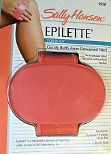 Sally Hansen Epilette 2028 Gently Buffs away unwanted Hair Lowest price on ebay