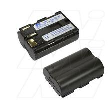 CANON VB511 VIDEO CAMERA REP BATTERY SUITS BP-508, BP-511, BP-511A