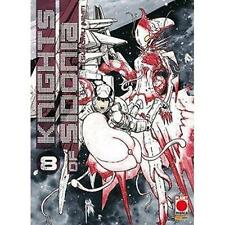 KNIGHTS OF SIDONIA 8  - PLANET MANGA PANINI - NUOVO