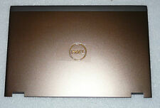 "NEW GENUINE DELL VOSTRO 3360 13.3"" LID TOP COVER ALUMINIUM BROWN M33F2 0M33F2"
