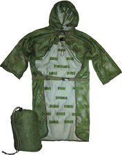 DISSIMULATION GILET GHILLIE SUIT LÉGER CHASSE SNIPER VERT OLIVE ARMY