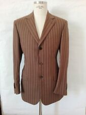 SARTORIA DENTI MADE in ITALY tailor suit man abito uomo it 50 uk 40 us L