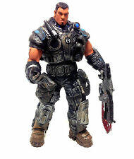 """Neca Gear de guerras Dominic SANTAIGO 6"""" video juego de Xbox basado en la figura, no en caja"""