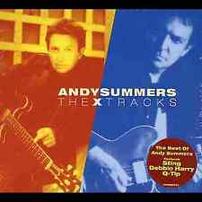 ANDY SUMMERS - THE X TRACKS: BEST OF NEW Digi Pack CD