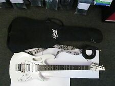 Ibanez JEM-JR Steve Vai Signature Electric Guitar White Glossy.