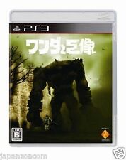 Used PS3 Wanda to Kyozou SONY PLAYSTATION 3 JAPAN JAPANESE IMPORT