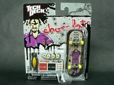 TECH DECK 96MM FINGERBOARD SKATEBOARD CHOCOLATE MAN WITH STICKER TOOL WHEEL