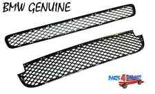 NEW BMW X3 E83 2007-2010 Front Upper AND Upper Center Bumper Cover Grille