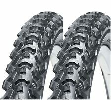 "2x CST EIGER 26"" X 1.95 ATB MTB 26 INCH MOUNTAIN BIKE CYCLE TYRES (1 PAIR)"