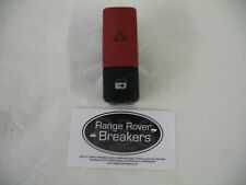 Range Rover L322 Hazard and Central Locking Switch