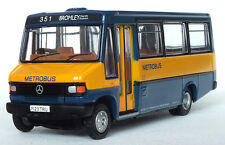 24905 EFE Mercedes 709 Plaxton Minibus Metrobus Bus Coach 1:76 Diecast New UK