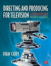 Used Book:  Directing And Producing For Television, A Format Approach Paperback