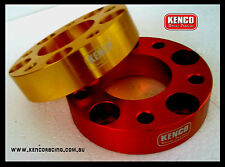Kenco Holden Commodore 120 PCD 35mm Bolt On Wheel Spacer Speedway Drag Rally Car