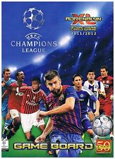Adrenalyn XL - Game Board UEFA Champions League 2011/2012