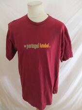 T- shirt vintage de football équipe du Portugal Nike Taille XL