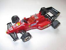 Ferrari 126 C4 Formel 1 F1 Rennwagen racing car Alboreto (1984), Brumm in 1:43!
