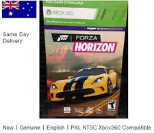 xbox 360 game : Genuine Forza Horizon full game download code, xbox one Comp.