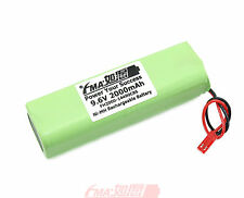 Ni-MH 9.6V 2000mAh Model Toy Remote Control Rechargeable Battery w/SYP AA_8SE