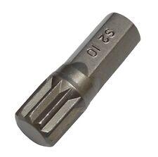 Embout de vissage SPLINE M10  8mm  pour clé à cliquet  visseuse  - C2478