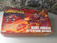 Gargoyles Night Striker# Action Vehicle With Grabbing Claws & Battle Rocket Misb