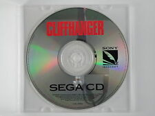¤ Cliffhanger ¤ (Game Disc) GREAT Sega CD