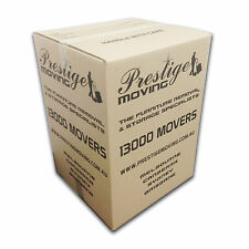 LARGE MOVING BOXES, TEA CHEST, PACKING, CARTONS, CARDBOARD, MATERIAL, REMOVALIST