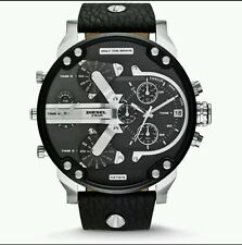 BRAND NEW DIESEL DZ7313, GENTS MR DADDY QUAD TIME CHRONOGRAPH WATCH