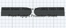 Porsche 911 993 Foglight Shield Clear Stone chip Guard Protection Decals Foils.