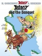 Asterix y el banquete: álbum 5 por Rene Goscinny (tapa Dura, 2004)