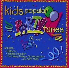 Kids Popular Party Tunes by Various Artists (CD, 1999, Legacy)