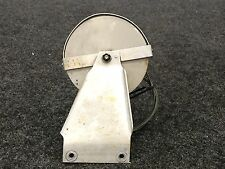 Beech V-35 Pulley Elevator Trim W/ Guard Cable  P/N 35-524376, 35-524633
