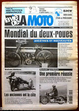 LVM - La Vie de la Moto n° 257 de 1999; Mondial du 2 Roues/ Balade Gardoise