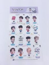 TEEN TOP Mini Photo 3D Standing Sticker KPOP K-POP Korean Pop Character Stickers